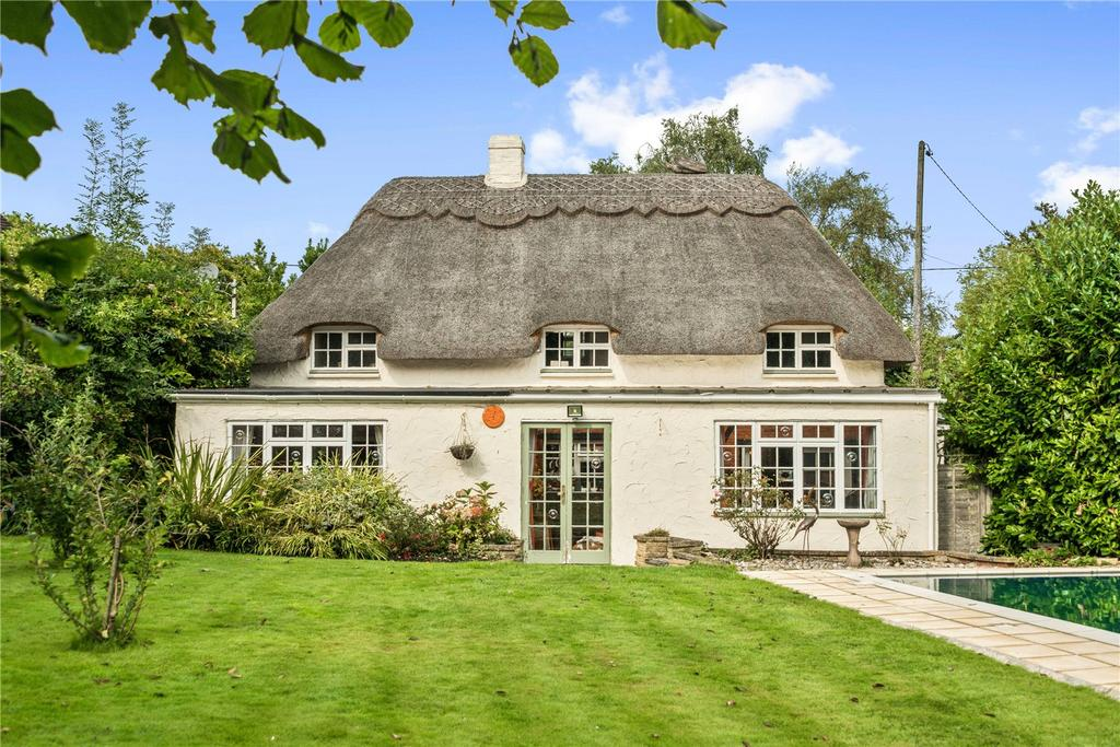 3 Bedrooms Detached House for sale in Church Hill, Lover, Salisbury