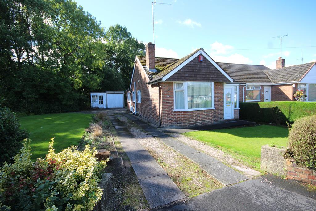 2 Bedrooms Semi Detached Bungalow for sale in Oakdene Close