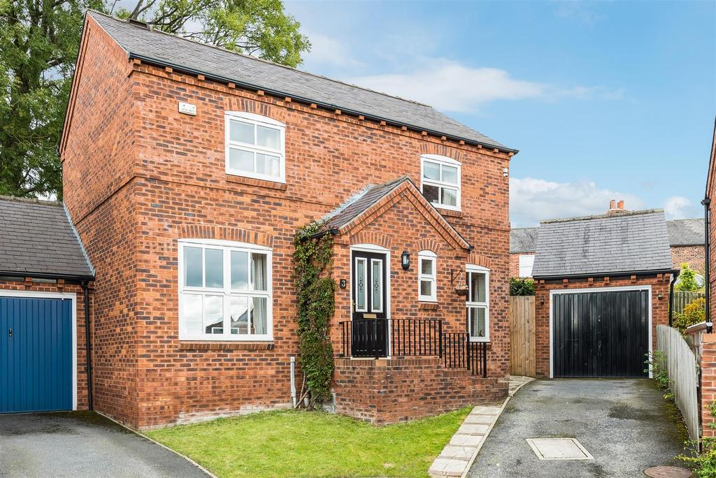 3 Bedrooms Detached House for sale in Princess Fields, Colton, Leeds