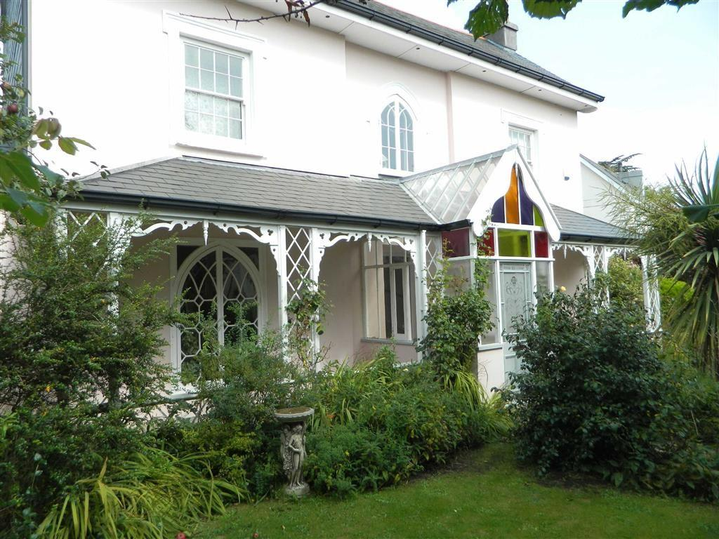5 Bedrooms Semi Detached House for sale in Laira Avenue, Plymouth, PL3