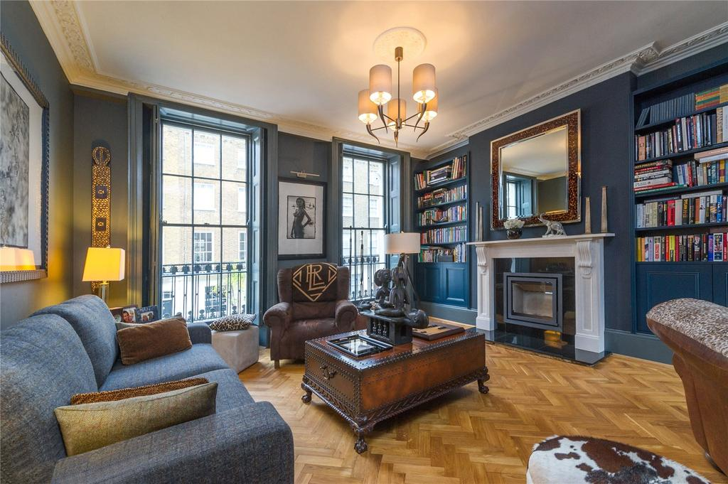 4 Bedrooms Terraced House for sale in Albion Street, The Hyde Park Estate, London