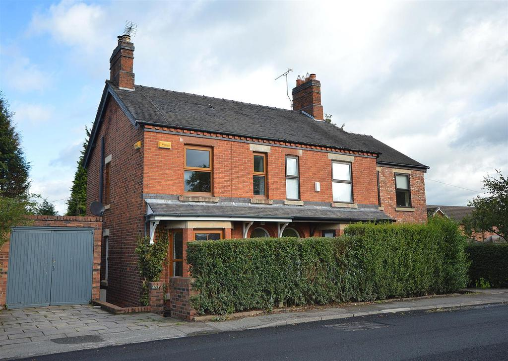 3 Bedrooms Semi Detached House for sale in Congleton Road, Sandbach
