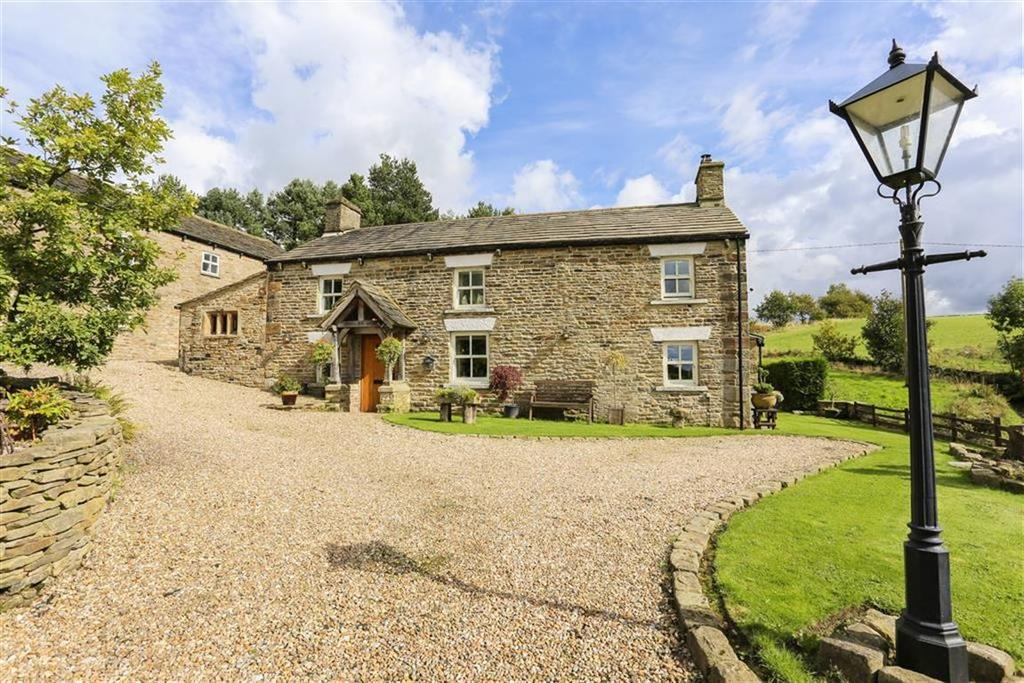 4 Bedrooms Detached House for sale in Smithy Lane, Marple Bridge, Cheshire