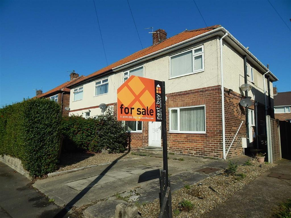 2 Bedrooms Apartment Flat for sale in Hardy Grove, Sunholme Estate, Wallsend, NE28