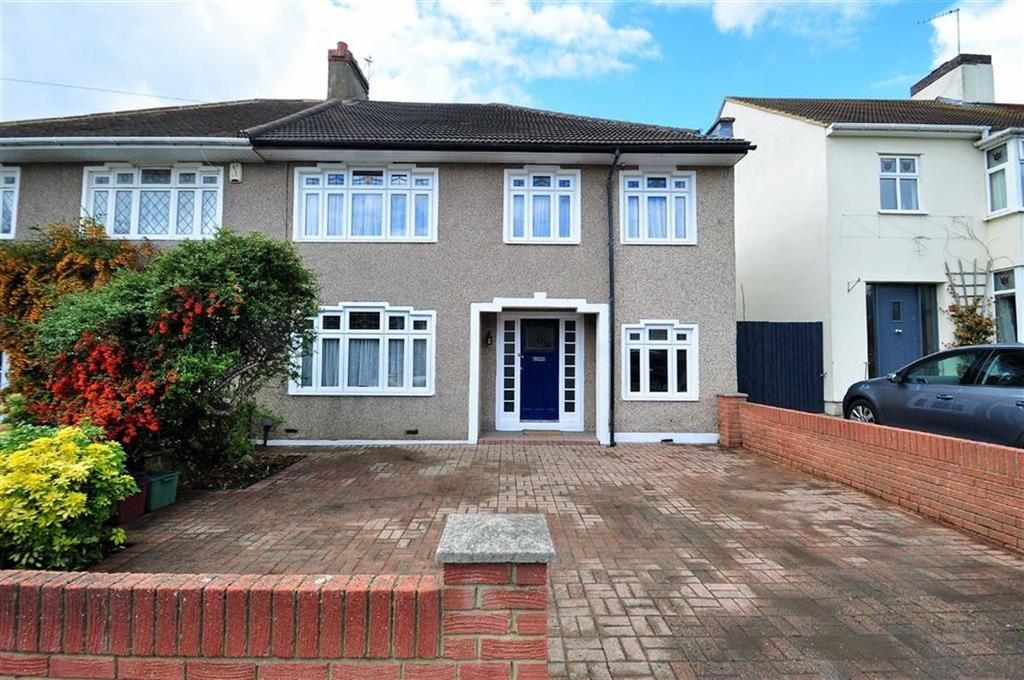 4 Bedrooms Semi Detached House for sale in First Avenue, Bexleyheath