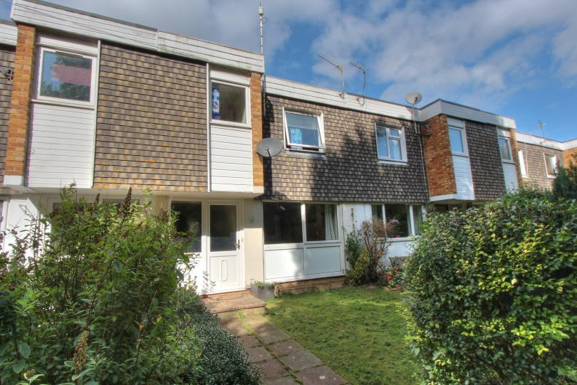 3 Bedrooms Terraced House for sale in Ridgeway Walk, Chandlers Ford