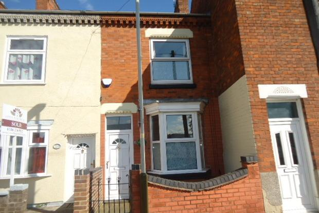 2 Bedrooms Terraced House for sale in Corporation Road, off Abbey Lane, Leicester, LE4