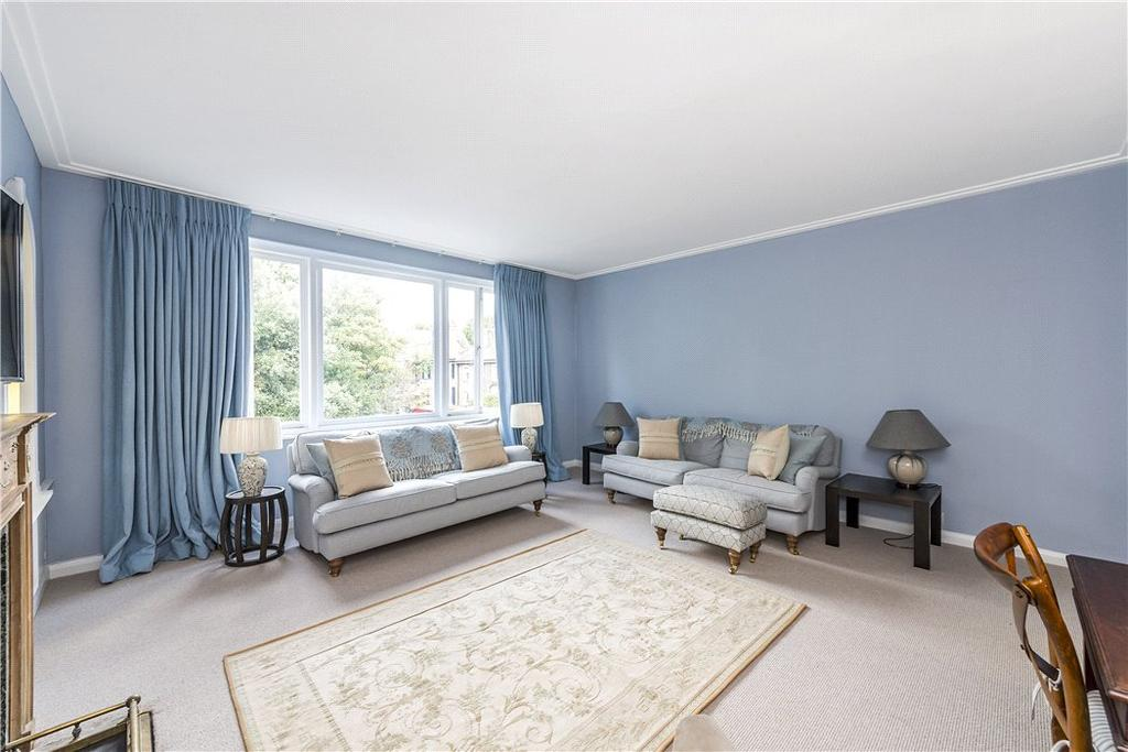 4 Bedrooms Terraced House for sale in Hereford Square, South Kensington, London, SW7