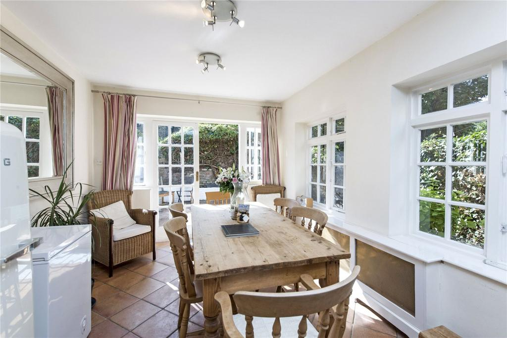 4 Bedrooms Terraced House for sale in Mallinson Road, London, SW11