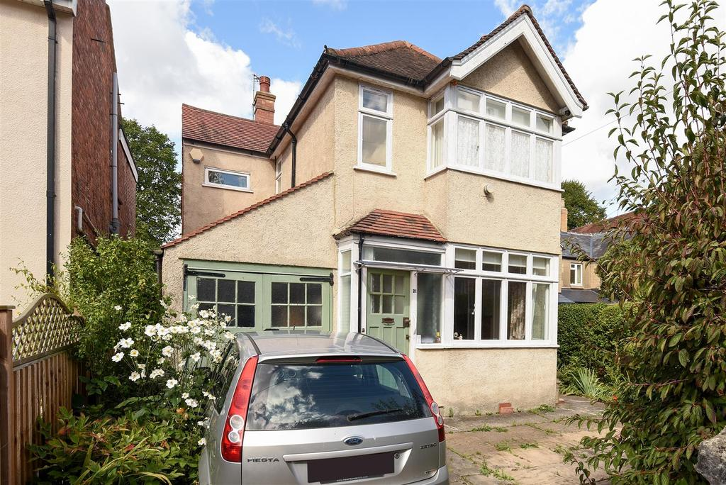 3 Bedrooms Detached House for sale in Quarry Hollow, Headington, Oxford