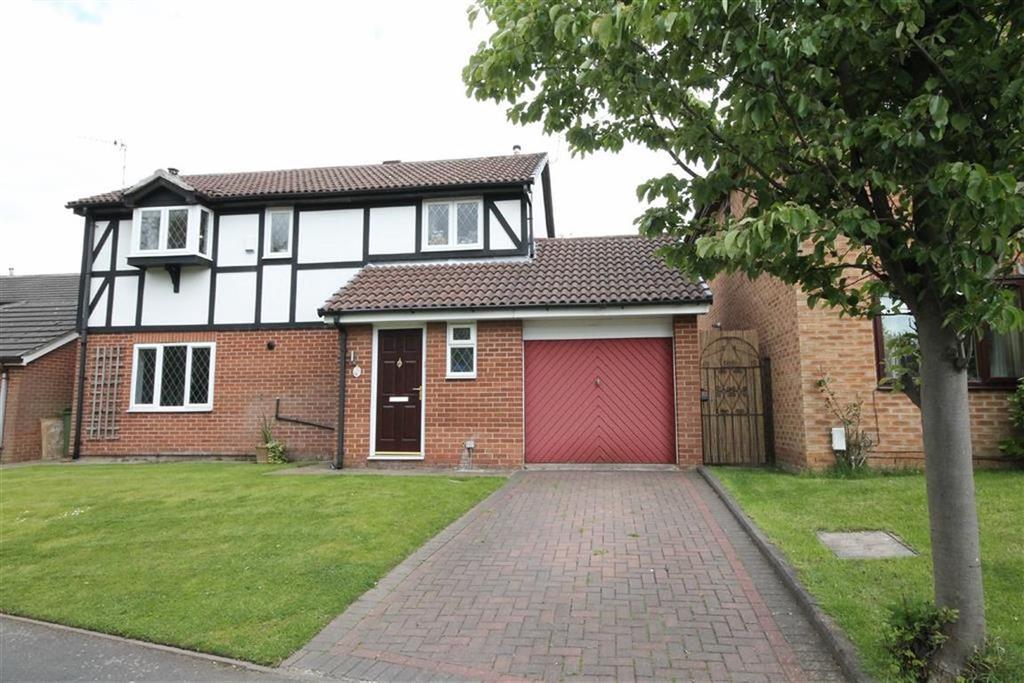 3 Bedrooms Detached House for sale in Alwinton Avenue, Heaton Mersey