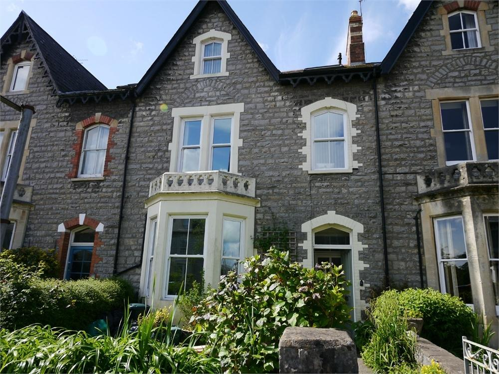6 Bedrooms Terraced House for sale in Windsor Terrace, Penarth