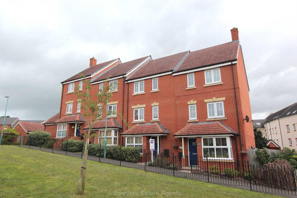 5 Bedrooms Terraced House for sale in Jack Russell Close, Stroud