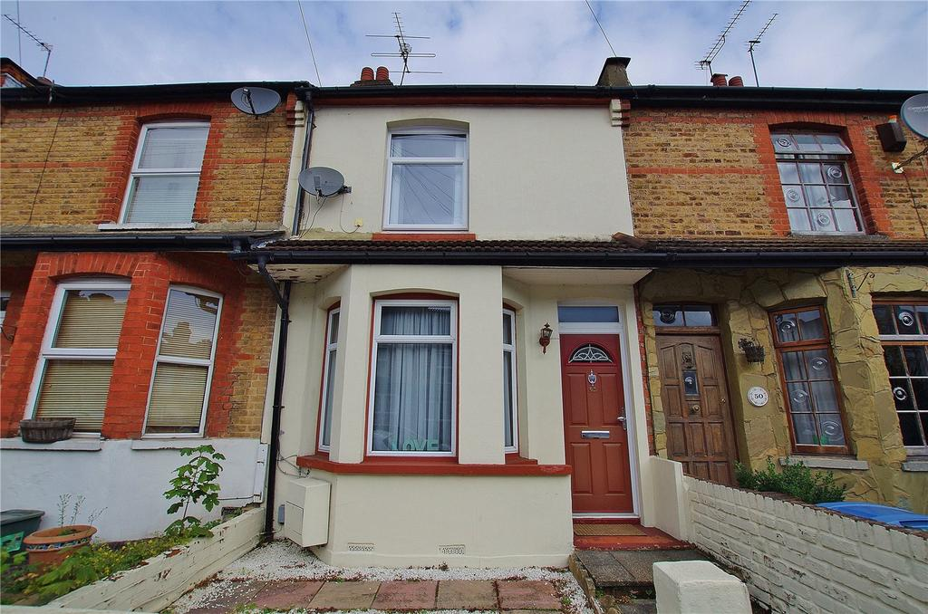 2 Bedrooms Terraced House for sale in Acme Road, Watford, Hertfordshire, WD24