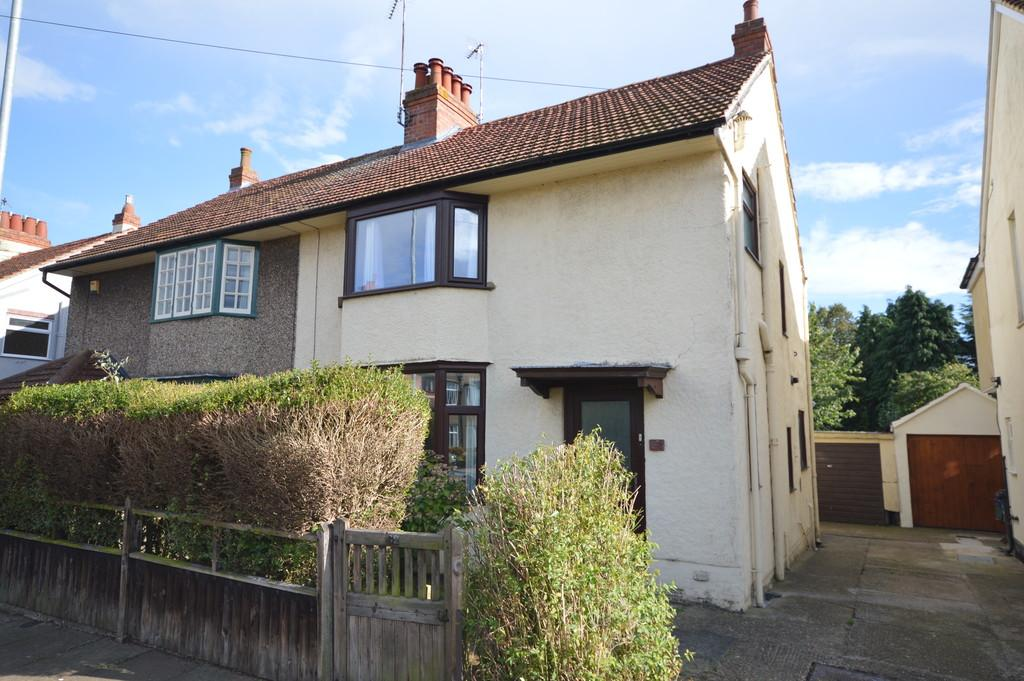 3 Bedrooms Semi Detached House for sale in Weston Way, Weston Favell