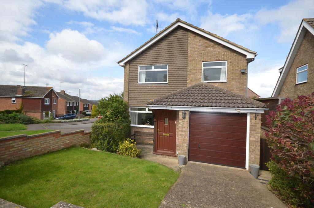 3 Bedrooms Detached House for sale in Springfield Avenue, Thrapston