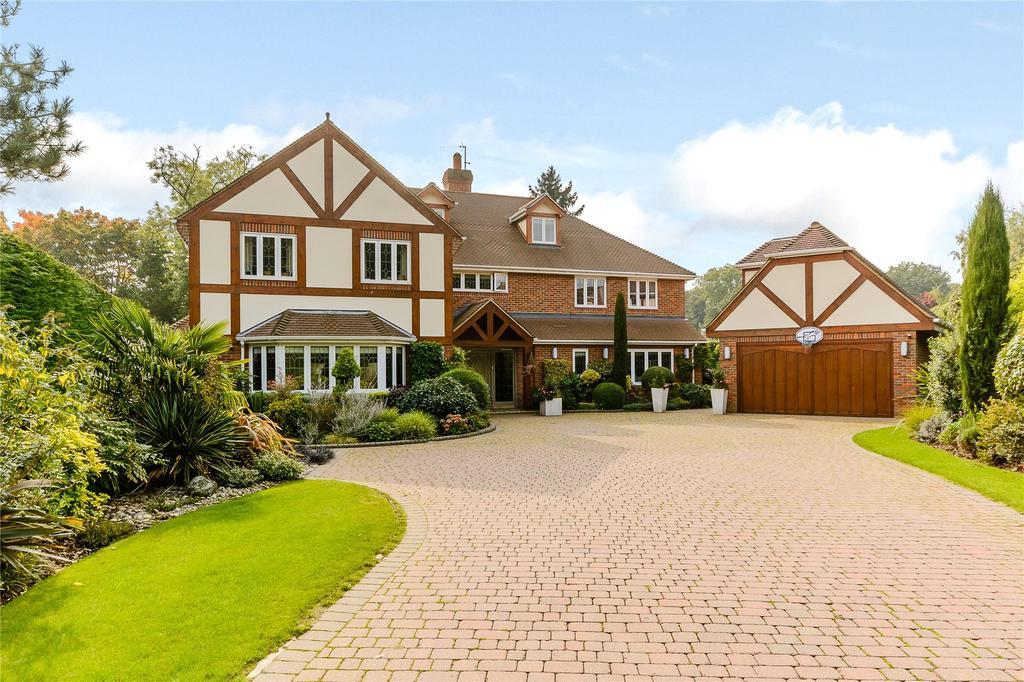 7 Bedrooms Detached House for sale in Maltmans Lane, Gerrards Cross, Buckinghamshire