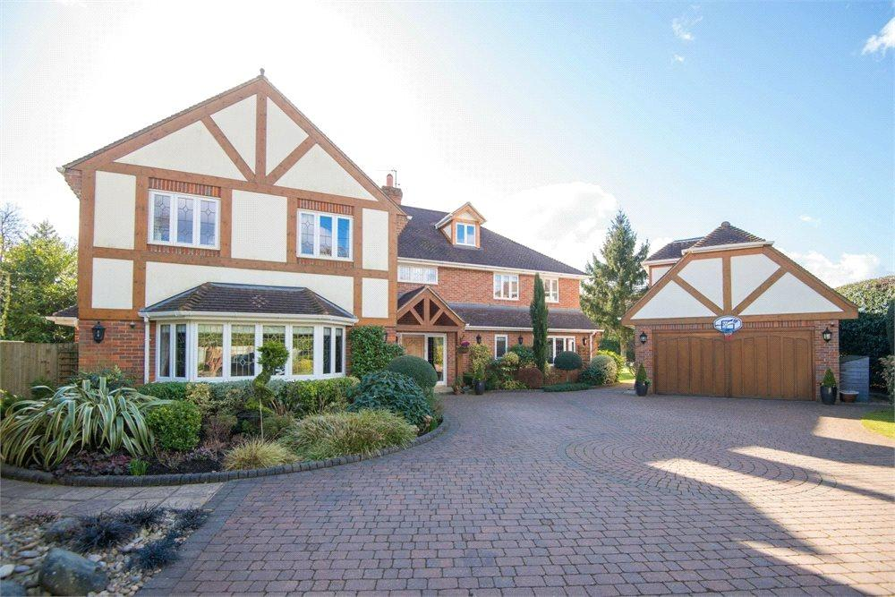 7 Bedrooms Detached House for sale in Maltmans Lane, Gerrards Cross, Buckinghamshire