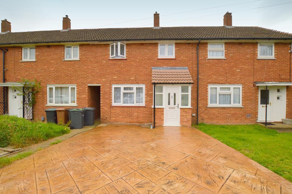 2 Bedrooms Terraced House for sale in Dewsbury Road, Luton, LU3 2HJ