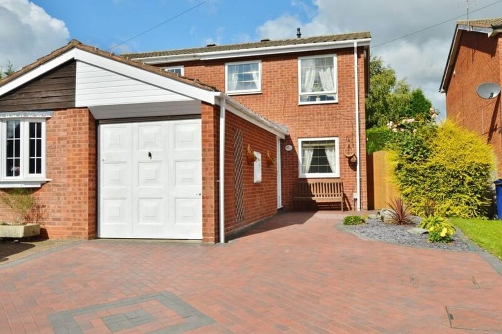 3 Bedrooms Semi Detached House for sale in Leahall Lane, Brereton