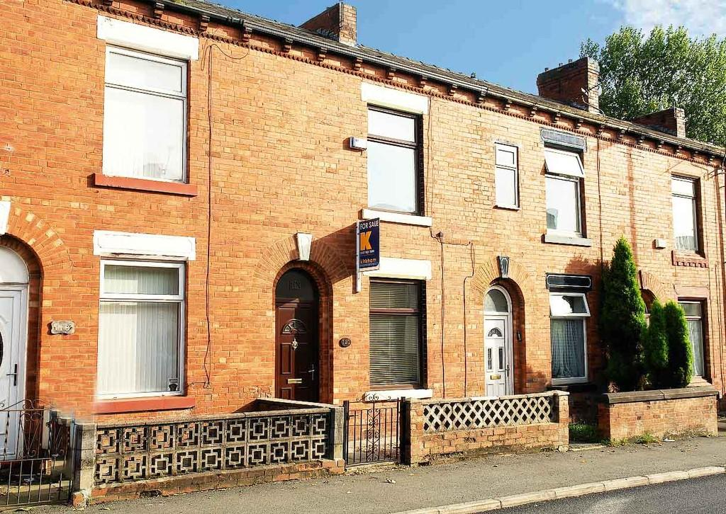 3 Bedrooms Terraced House for sale in 121 Coalshaw Green Road, Chadderton, Oldham