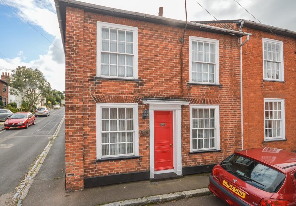 2 Bedrooms Cottage House for sale in Regent Street, Manningtree