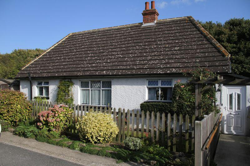 2 Bedrooms Detached Bungalow for sale in St Margarets at Cliffe