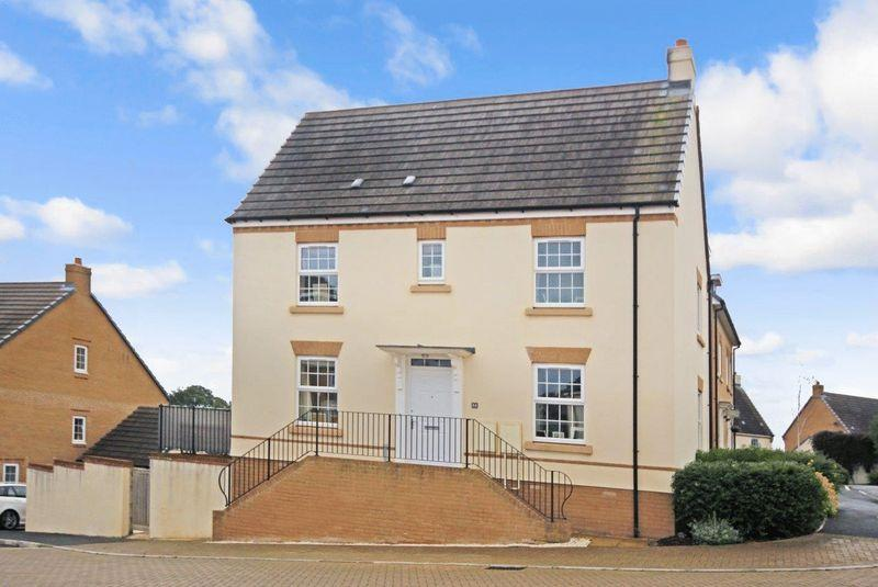3 Bedrooms Detached House for sale in Chudleigh