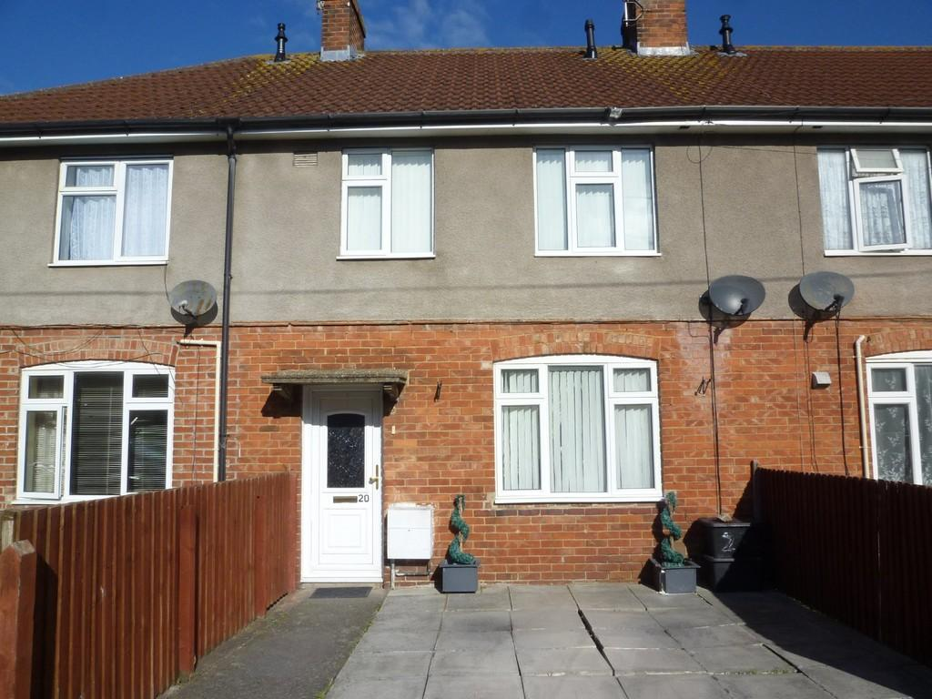 3 Bedrooms Terraced House for sale in Charles Street, Trowbridge