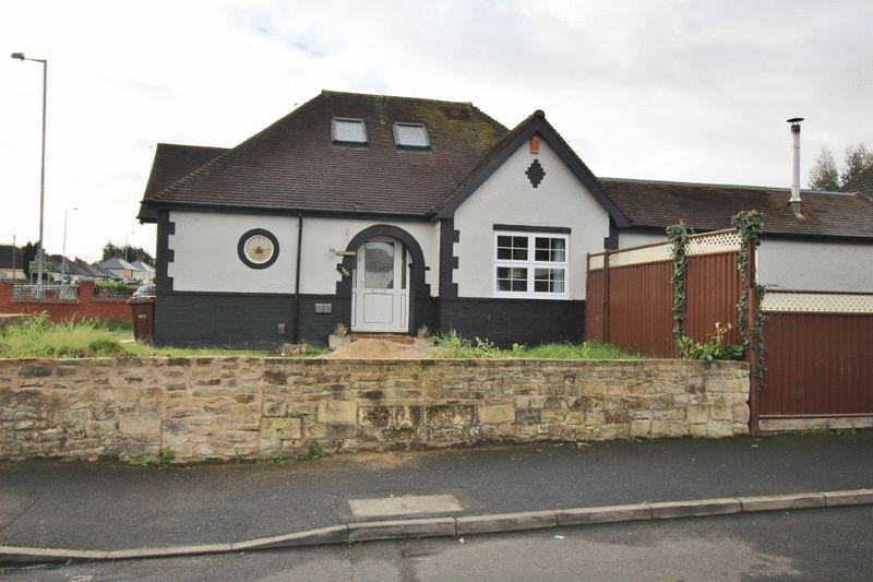 3 Bedrooms Detached Bungalow for sale in Stafford Road, Wolverhampton
