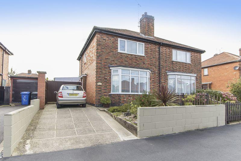 2 Bedrooms Semi Detached House for sale in SHROPSHIRE AVENUE, CHADDESDEN