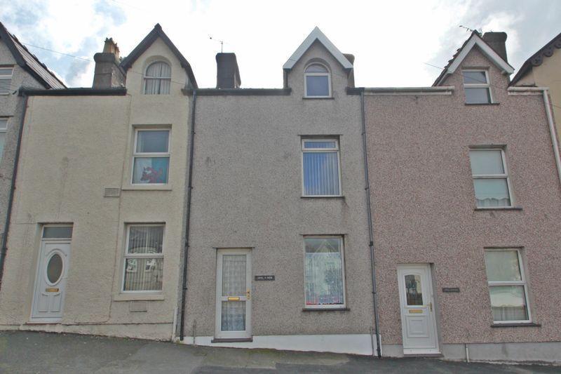 2 Bedrooms Terraced House for sale in Caernarfon, Gwynedd