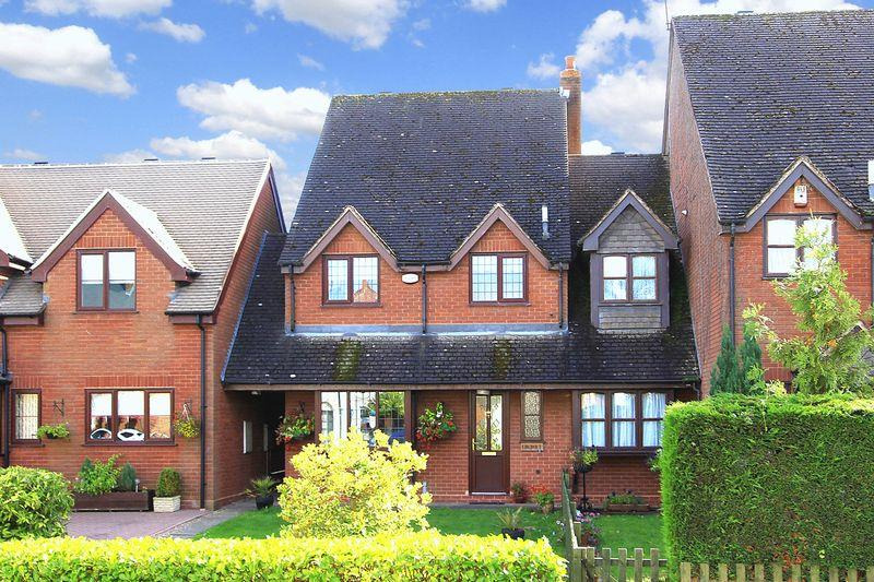 3 Bedrooms House for sale in BREWOOD, High Green