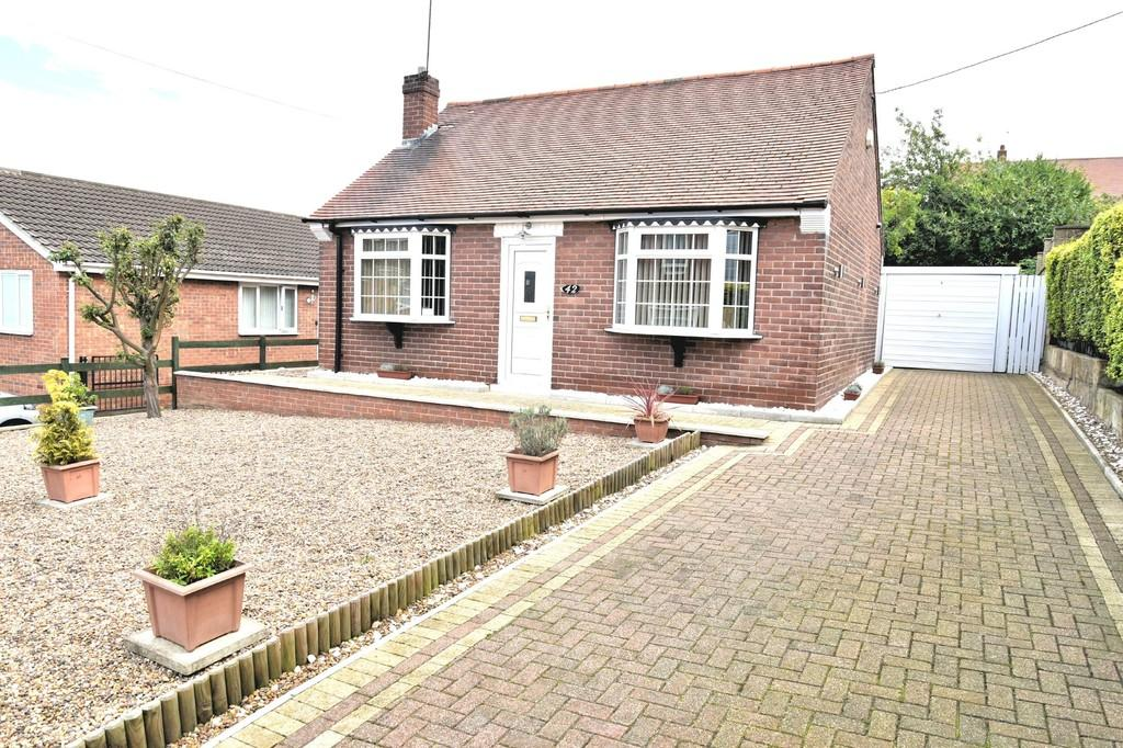 2 Bedrooms Detached Bungalow for sale in Conisbrough, Doncaster