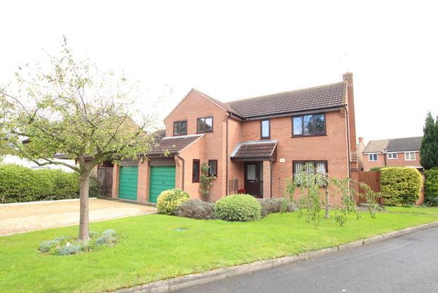 4 Bedrooms Detached House for sale in Church Lea, Burton Lazars, Melton Mowbray, LE14