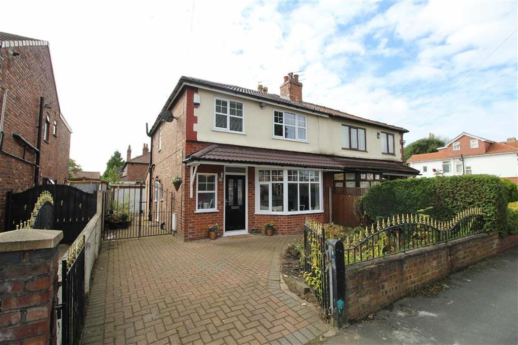 3 Bedrooms Semi Detached House for sale in Manley Road, Manchester