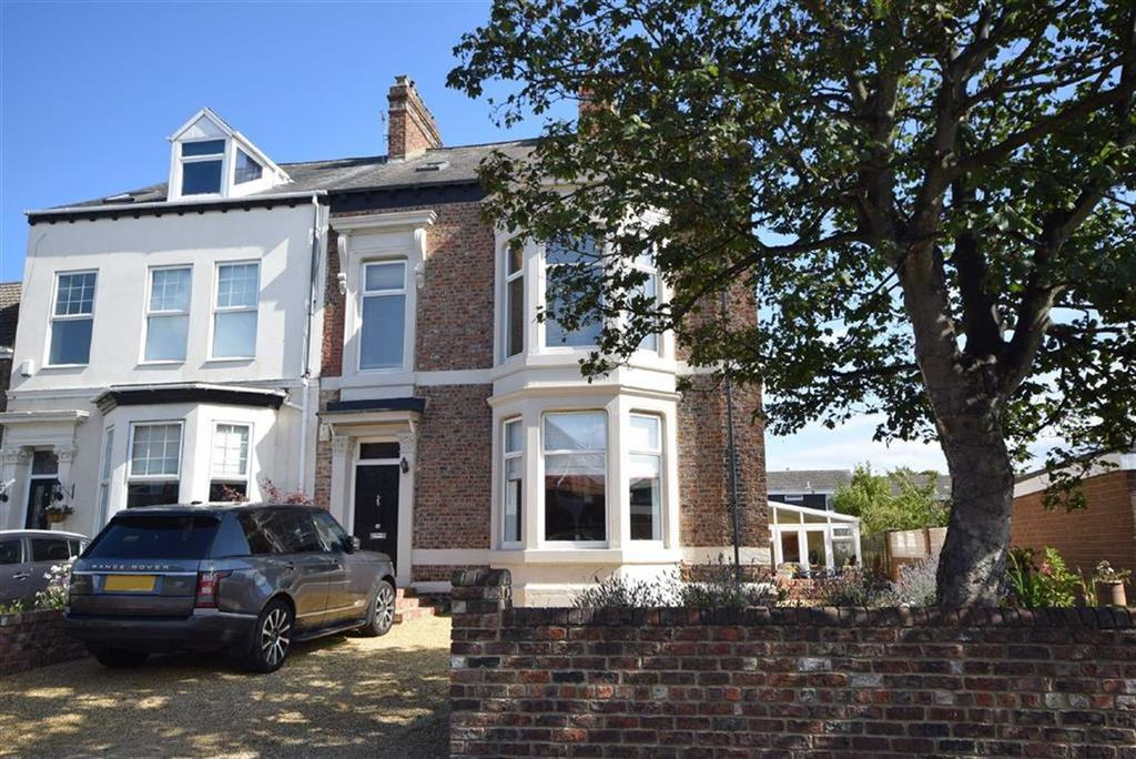 5 Bedrooms End Of Terrace House for sale in Cauldwell Villas, South Shields