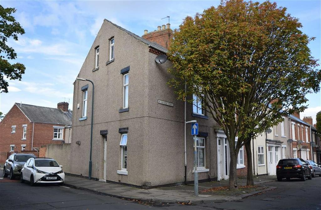 4 Bedrooms End Of Terrace House for sale in Straker Terrace, South Shields