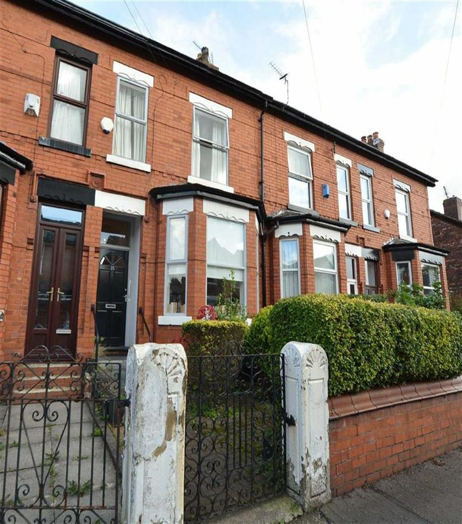 3 Bedrooms Terraced House for sale in Ryecroft Road, STRETFORD
