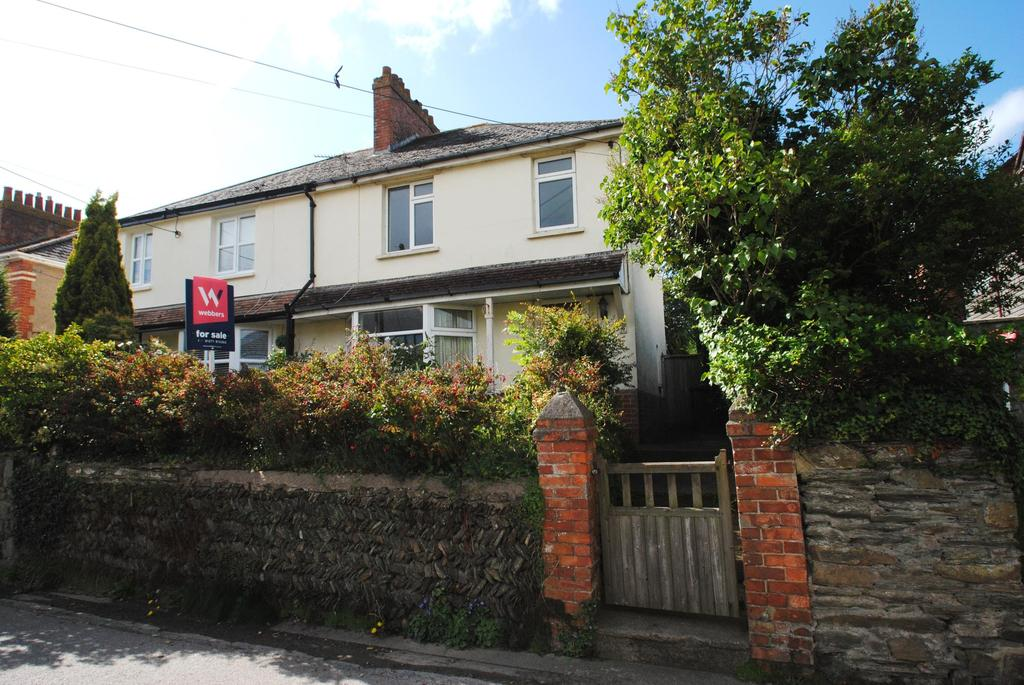 3 Bedrooms Semi Detached House for sale in First Field Lane, Braunton