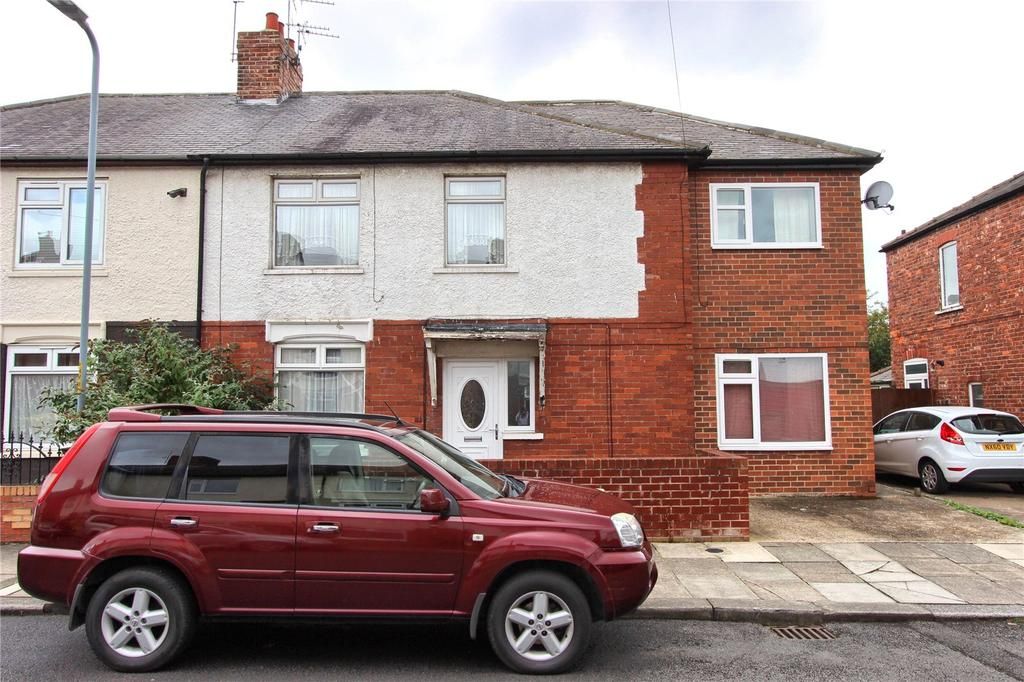 5 Bedrooms Semi Detached House for sale in Dufton Road, Middlesbrough