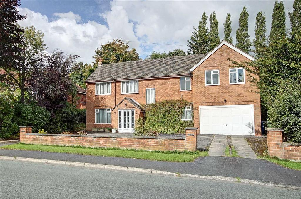 5 Bedrooms Detached House for sale in Blueberry Road, Bowdon, Cheshire