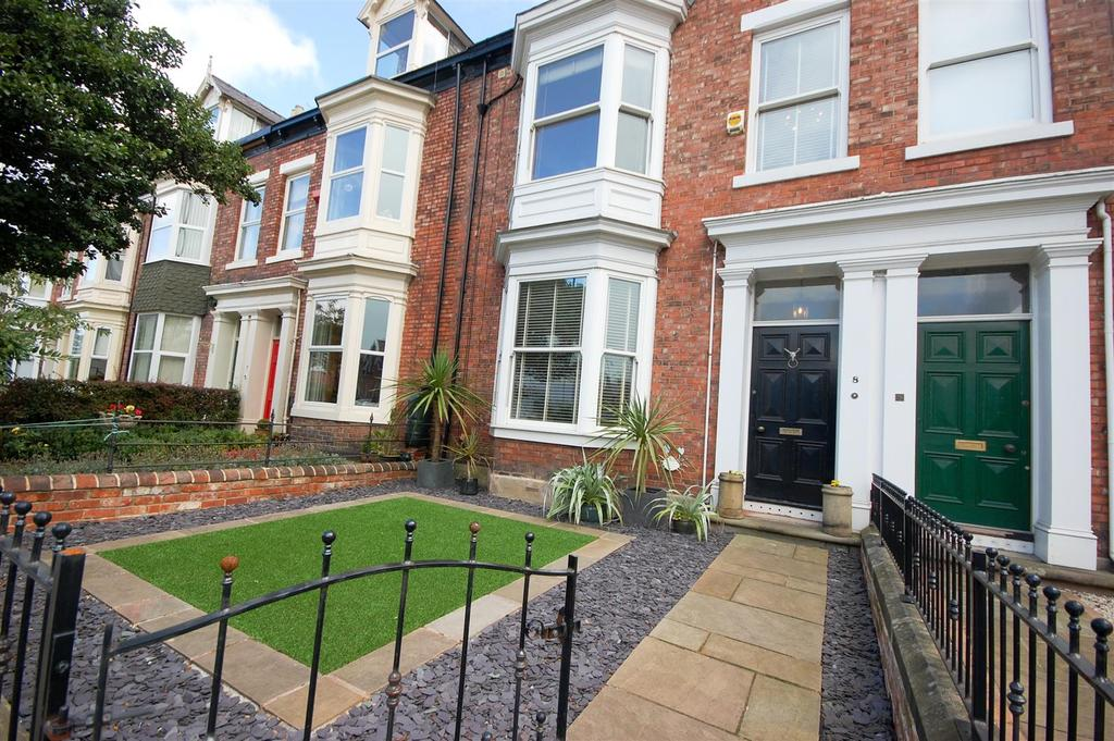 4 Bedrooms Terraced House for sale in Ashbrooke Mount, Sunderland