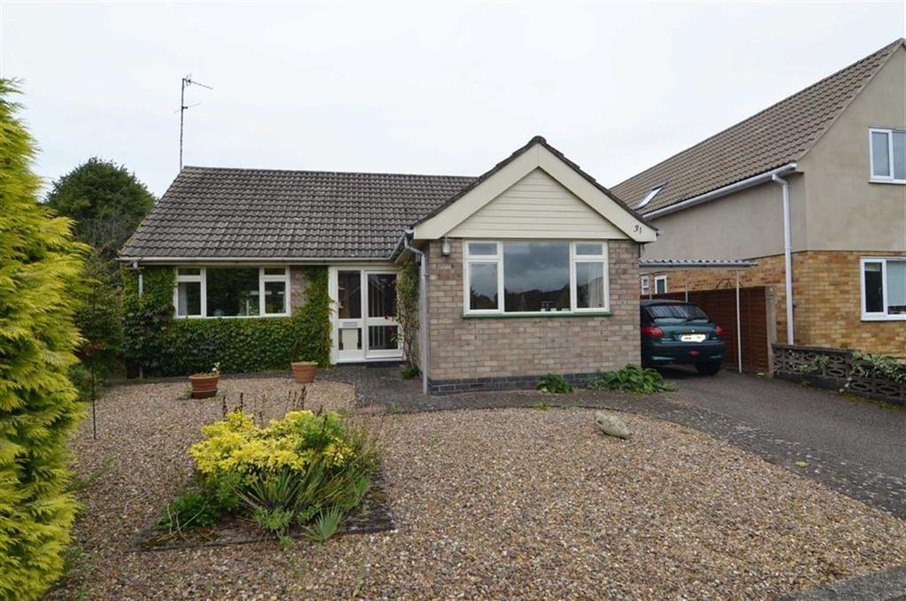 2 Bedrooms Detached Bungalow for sale in Southernhay Close, Stoneygate