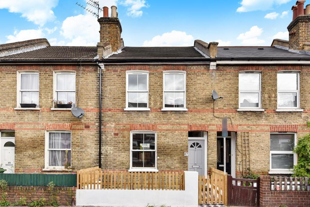 3 Bedrooms Terraced House for sale in Sangley Road, Catford
