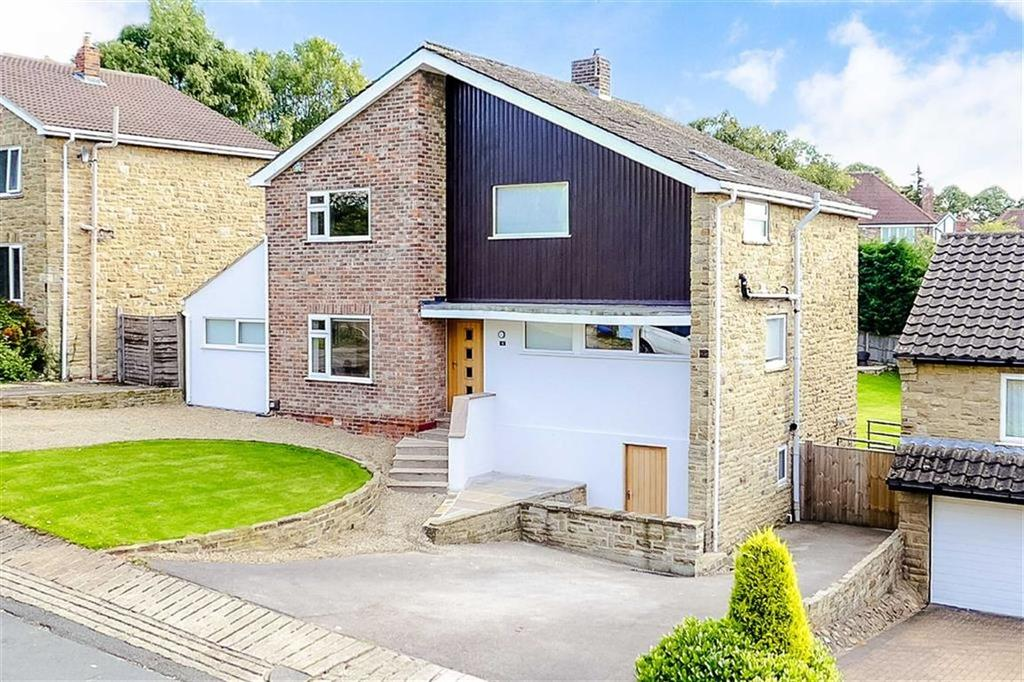 4 Bedrooms Detached House for sale in Stone Rings Close, Harrogate, North Yorkshire