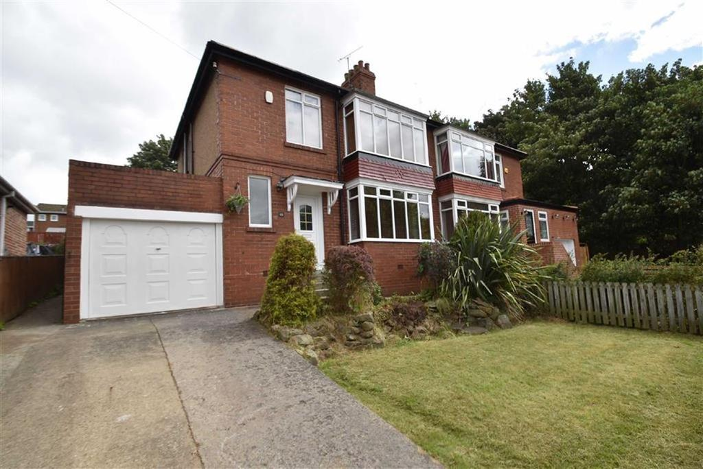 3 Bedrooms Semi Detached House for sale in Low Fell
