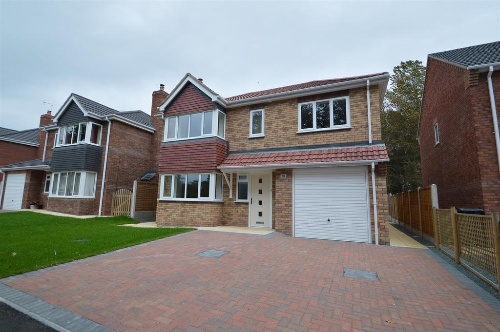 4 Bedrooms Detached House for sale in 38 Coly Anchor, Kinnerley, Oswestry, SY10 8BY