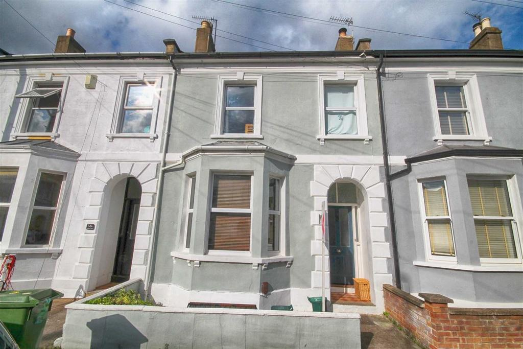 3 Bedrooms Terraced House for sale in Leighton Road, Fairview, Cheltenham, GL52