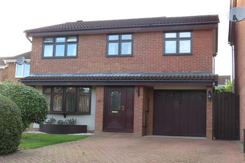4 bedroom detached house for sale - Wilford Avenue, Wakes Meadow, Northampton, NN3